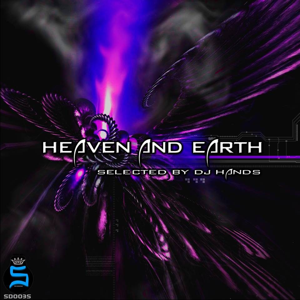 Compilation: Heaven And Earth (Compiled By Dj Hands) (Solid Recordings 2014)
